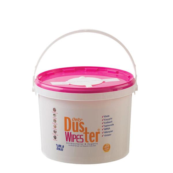 Only Duster wipes dezenfektan bez kova mendil