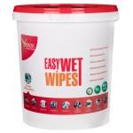 Vebox Easy Wet Wipes Hijyenik Islak Kova Mendil 300 Adet