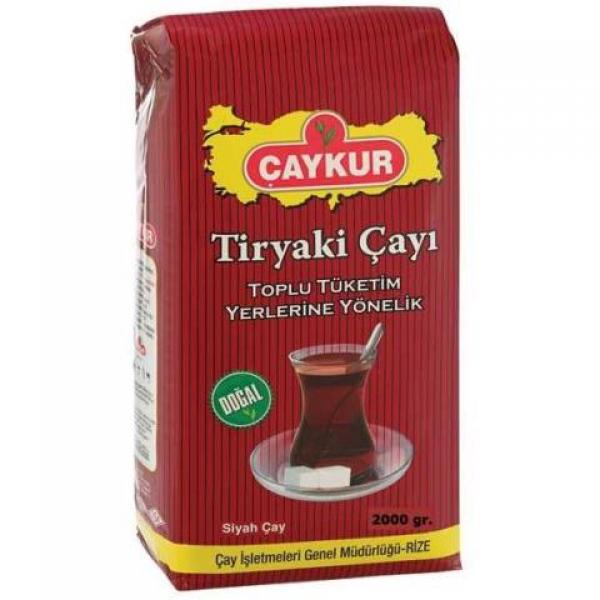 Çaykur Tiryaki Çayı 2000 gr.