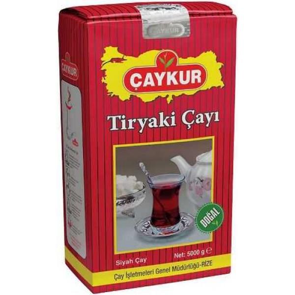 Çaykur Tiryaki Çayı 5000 gr.